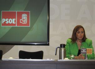 El PSOE considera \