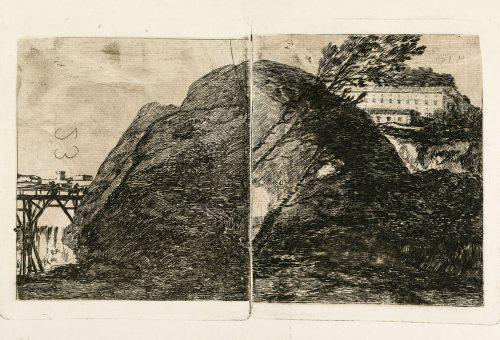 La Diputación de Zaragoza expone en Fuendetodos un grabado inédito de Goya de extraordinaria rareza