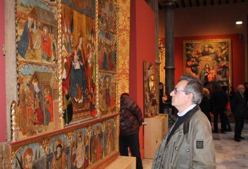 La exposición 'Joyas de un patrimonio' de la Diputación de Zaragoza supera las 10.000 visitas en menos de dos semanas
