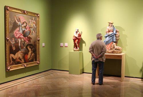 Más de 35.000 personas han visitado ya la exposición de la Diputación de Zaragoza 'Joyas de un patrimonio'