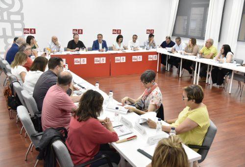 """Sánchez Quero destaca los """"espectaculares resultados"""" del PSOE en la provincia de Zaragoza que """"nos han permitido ser la primera fuerza política en Aragón"""""""