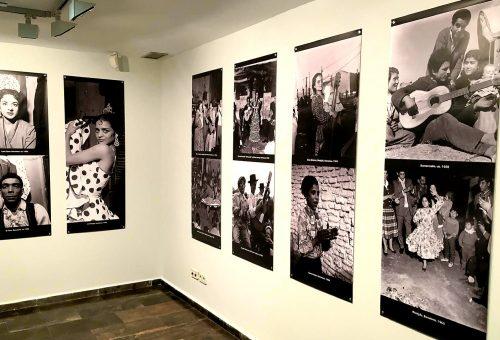 La DPZ expone en la sala 4º Espacio un recorrido por la evolución del pueblo gitano a través de la cámara de cuatro fotógrafos
