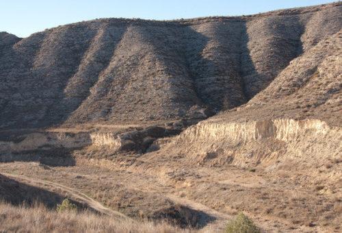 El Barranco de la Bartolina, primer Lugar de Memoria Democrática declarado en Aragón