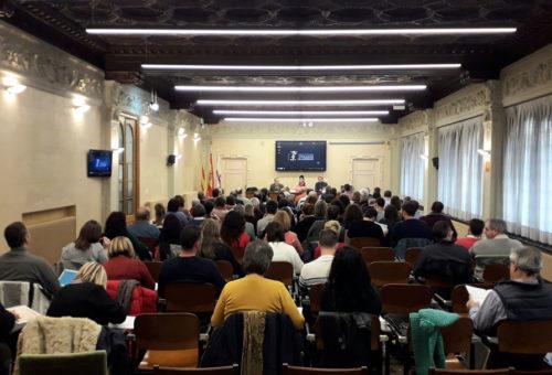 Otros 120 cargos electos municipales se forman en la 'escuela de concejales' de la DPZ
