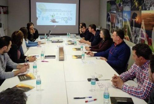 La DPZ concede ayudas por valor de 350.000 euros a los 12 grupos de acción local que trabajan en la provincia