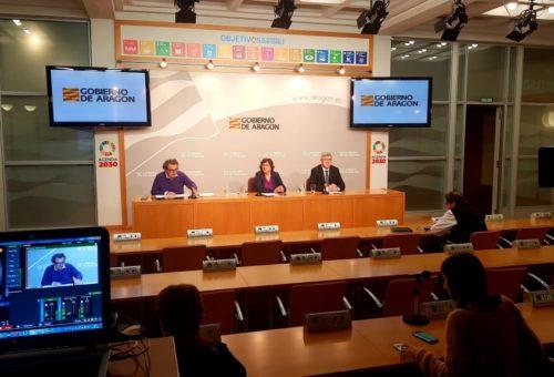 El centro sociosanitario de Casetas para trasladar a mayores de residencias con coronavirus abre mañana