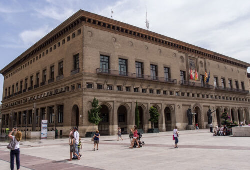 El PSOE Zaragoza apoya al Grupo Municipal en su recurso al nuevo contrato de limpieza de la ciudad