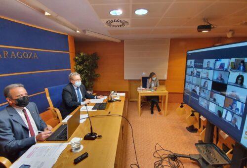 La Diputación de Zaragoza podrá incorporar al presupuesto de este año unos 70 millones de euros de su remanente de tesorería