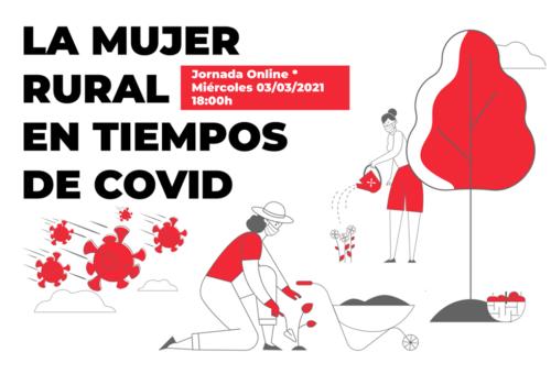La Diputación de Zaragoza se suma a la conmemoración del 8-M con una jornada online sobre la mujer rural y el covid
