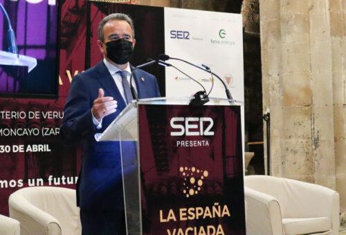 """Sánchez Quero: """"Debemos enfocar el reto de la despoblación en positivo, dar a conocer lo que se hace bien y buscar nuevas oportunidades"""""""