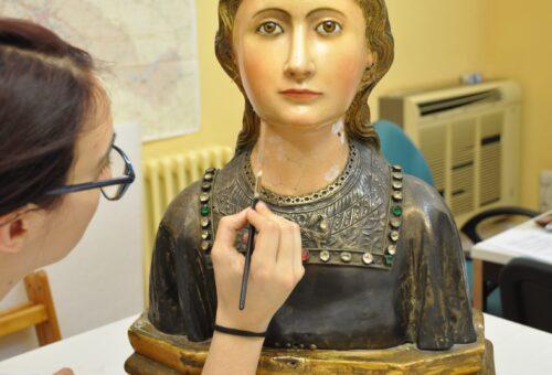 La DPZ convoca dos becas formativas en conservación y restauración de bienes culturales
