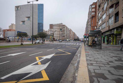Las Juntas de Distrito de Delicias y Almozara, claves en la reforma de la Avenida de Navarra de Zaragoza