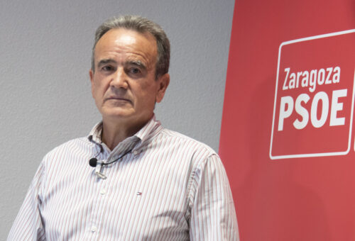"""Sánchez Quero: """"Seguiré trabajando al frente del PSOE Zaragoza por el bienestar y el futuro de nuestra provincia"""""""