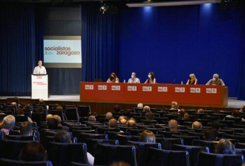 Juan Antonio Sánchez Quero anuncia que se presentará a la reelección como secretario general del PSOE Zaragoza en el 9º Congreso que se celebrará el 18 de diciembre