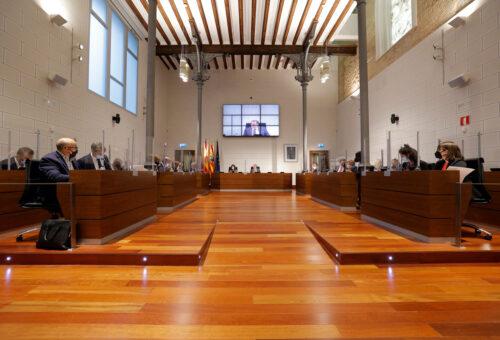 La DPZ destina 1,3 millones a 28 municipios de la provincia para mejorar servicios básicos municipales